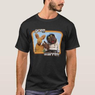 """Greg och Warren - """"den sjabbiga ryttaren"""" - mörk T-shirts"""