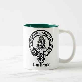 Gregor emblemmugg Två-Tonad mugg