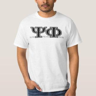 Grek för PSI-PhiGeek Tshirts