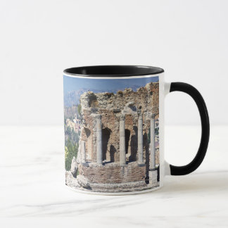 Grekisk amfiteater 2 mugg