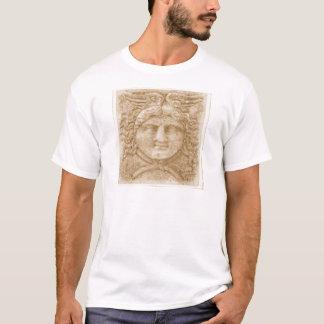 Grekiska den forntida gudHermes BILDEN avbildar av T-shirts