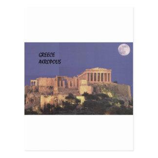 Grekland Athens Akropolis Parthenon (St.K) Vykort