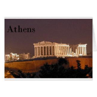 Grekland Athens Parthenon (St.K) Hälsningskort