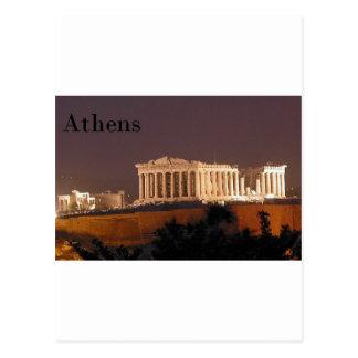 Grekland Athens Parthenon (St.K) Vykort