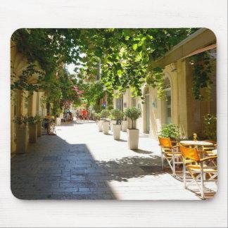 Grekland Corfu gata, Mousepad Musmatta