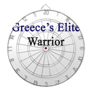 Grekland elitkrigare darttavla