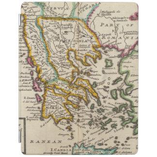 Grekland eller den södra delen av Turkiet i Europa iPad Skydd