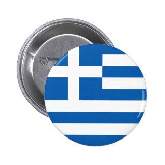 Grekland flagga GR Pins