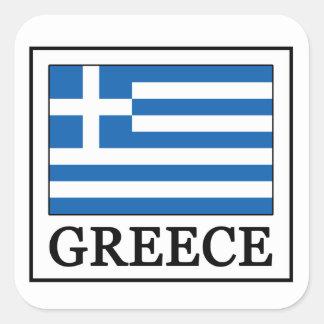 Grekland klistermärke