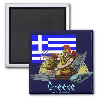 Grekland magnetdesign