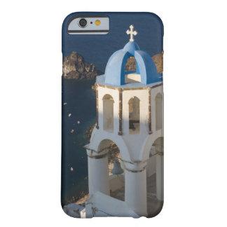 Grekland och grekisk ö av den Santorini townen av Barely There iPhone 6 Skal