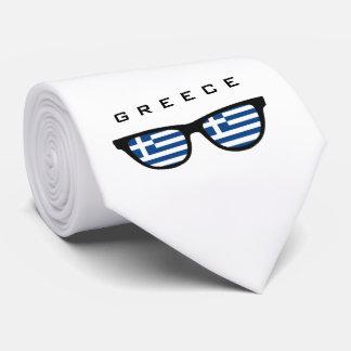 Grekland skuggar den beställnings- text- & slips