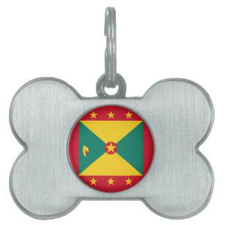 Grenada flagga