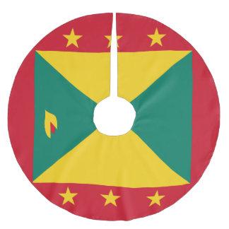 Grenada flagga julgrankjol