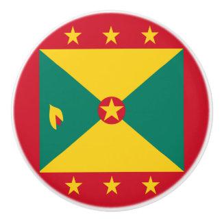 Grenada flagga poslin handtag