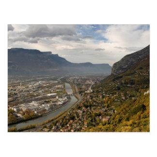 Grenoble Vykort