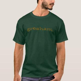 gresham. t-shirts