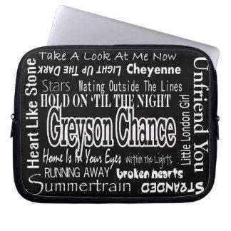 Greyson riskerar bärbar datorfodral