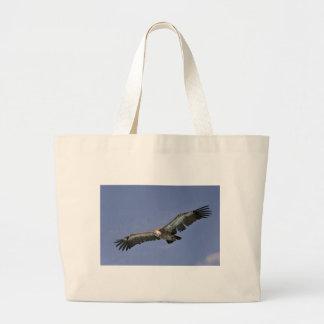 Griffon gam i flyg tote bags