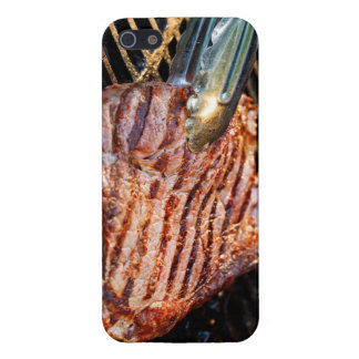 Grillad Steakiphone case iPhone 5 Skydd
