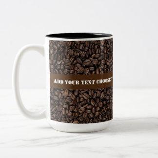 Grillade kaffebönaTwo_Tone muggar