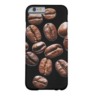 Grillade kaffebönor barely there iPhone 6 skal