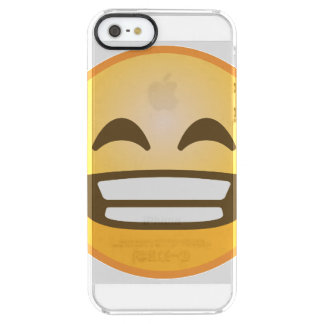 Grina Emoji Clear iPhone SE/5/5s Skal