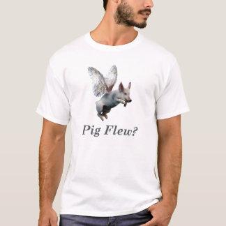 Grisen flög tee shirts
