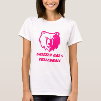 Grizzly gal. t shirts