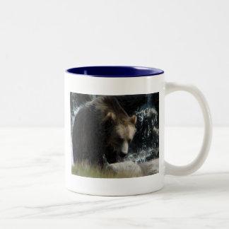 grizzly Två-Tonad mugg