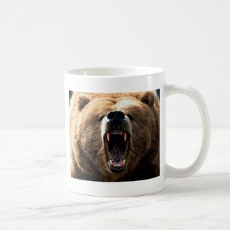 Grizzly Vit Mugg