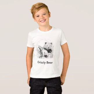Grizzlybjörn T Shirts