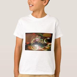 Groda i en bubbla tee shirts
