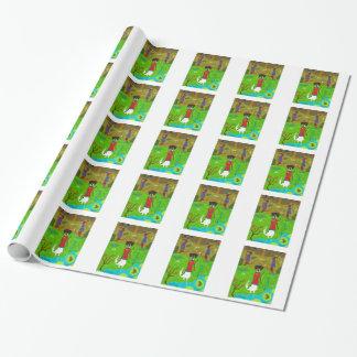 GrodaPrincess Presentpapper