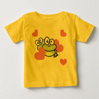 Grodor och hjärtasmåbarnT-tröja T-shirt