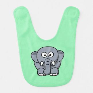Grön elefant för Mint Hakklapp