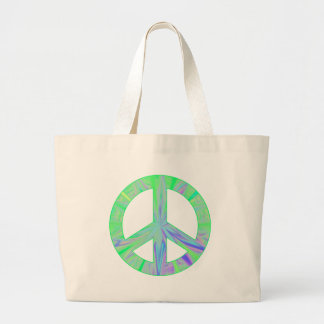 grön fred jumbo tygkasse