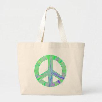 grön fred tygkassar