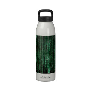 grön GALAX Återanvändningsbar Vattenflaska