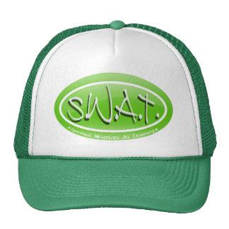 Grön hatt keps