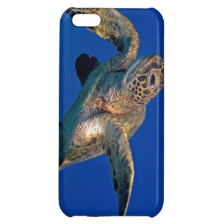 Grön havssköldpadda iPhone 5C fodral