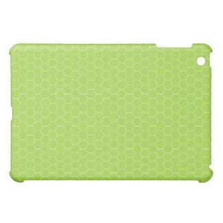 Grön honungskaka Pern för syra iPad Mini Skal