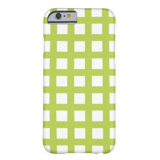 Grön iPhone för limefrukt 6 fodral - Barely There iPhone 6 Fodral