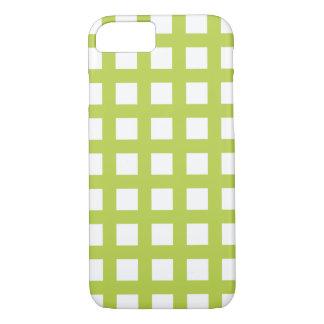 Grön iPhone för limefrukt 7 fodral -