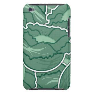 Grön kål för funky barely there iPod covers