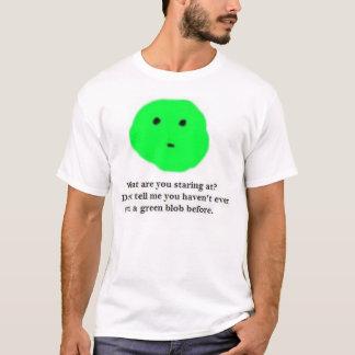 Grön klick t shirt
