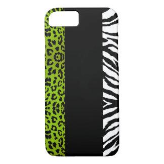 Grön Leopard för limefrukt och