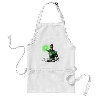 Grön lykta förkläde