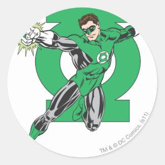 Green Lantern Klistermärken