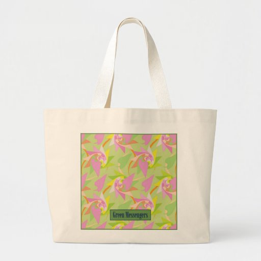 Grön messenger bag tote bags